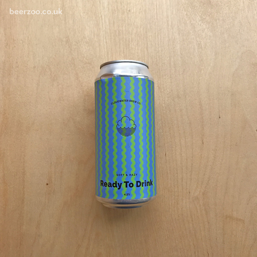 Cloudwater - Ready To Drink 4.2% (440ml)