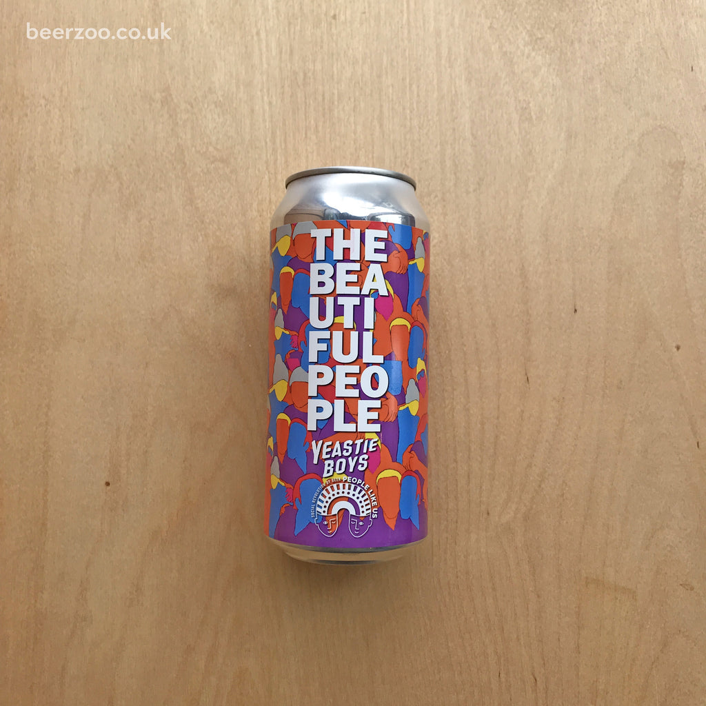 Yeastie Boys / People Like Us - The Beautiful People 6.7% (440ml)