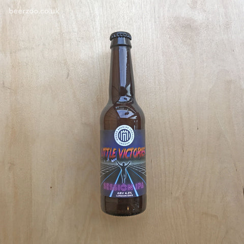 Mondo Brewing Co Little Victories SIPA 4.3% (330ml)