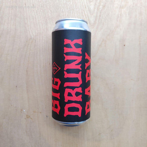 Mikkeller - Warpigs : Big Drunk Baby 9% (500ml)