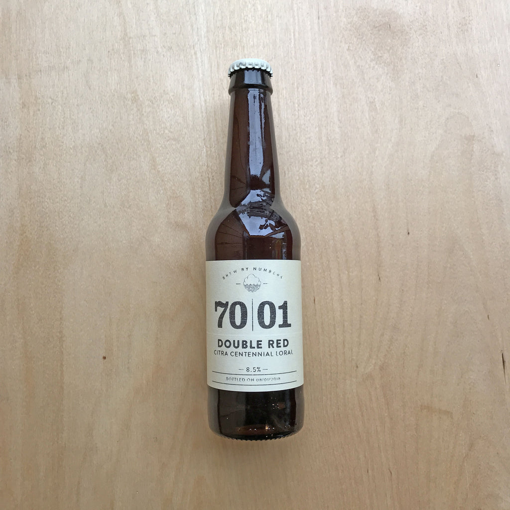 BBNo / Cloudwater 7001 Double Red IPA 8.5% (330ml)