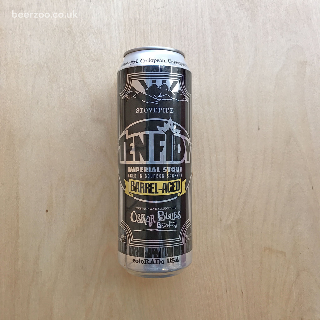 Oskar Blues BA Ten-Fidy 12.9% (568ml)