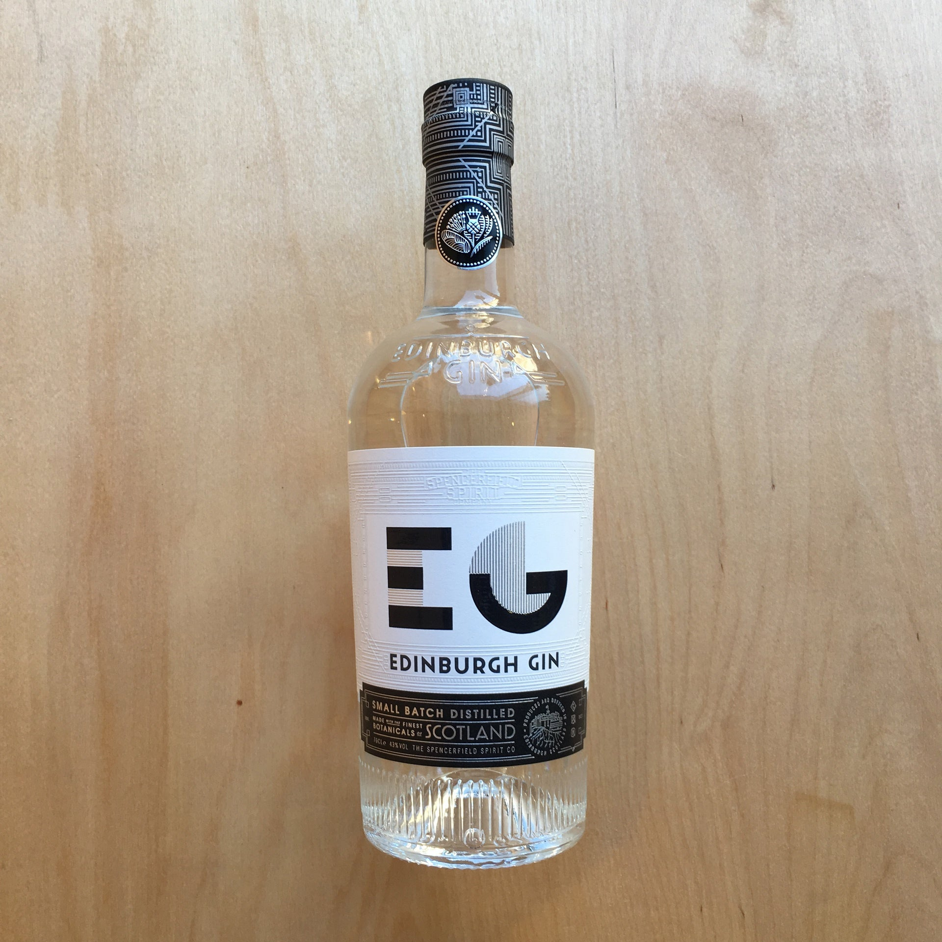 Edinburgh Gin 43% (700ml)