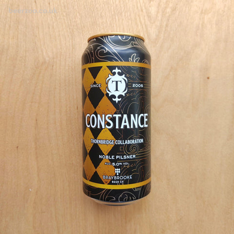 Thornbridge / Braybrooke - Constance 5% (440ml)