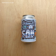 Amundsen Dessert In A Can - Chocolate Marshmallow 11.5% (330ml)