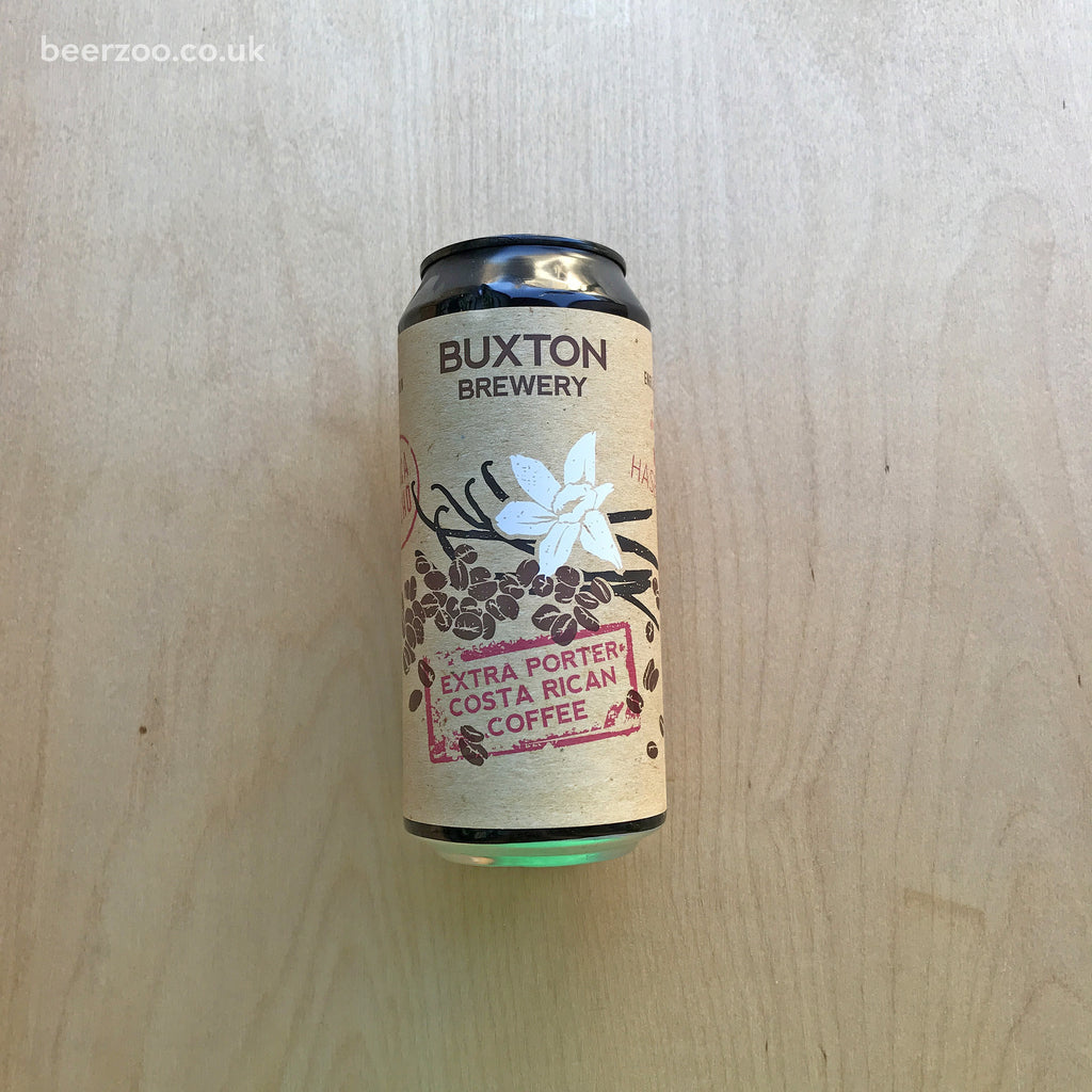 Buxton - Extra Porter Costa Rican Coffee 7.4% (440ml)