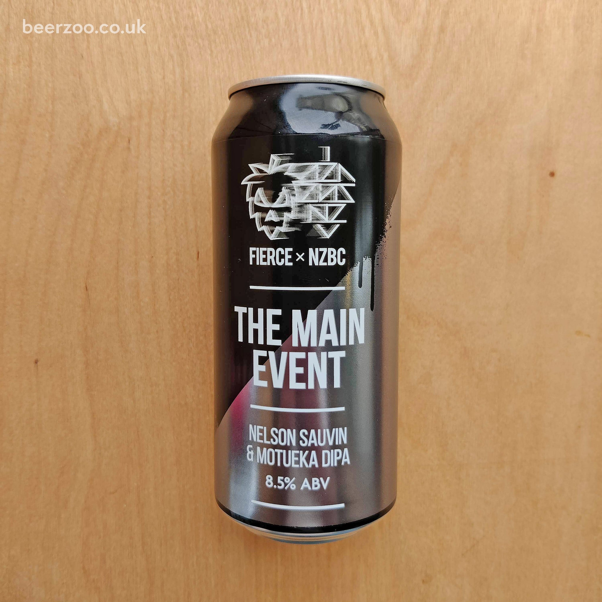Fierce / NZBC - The Main Event 8.5% (440ml)