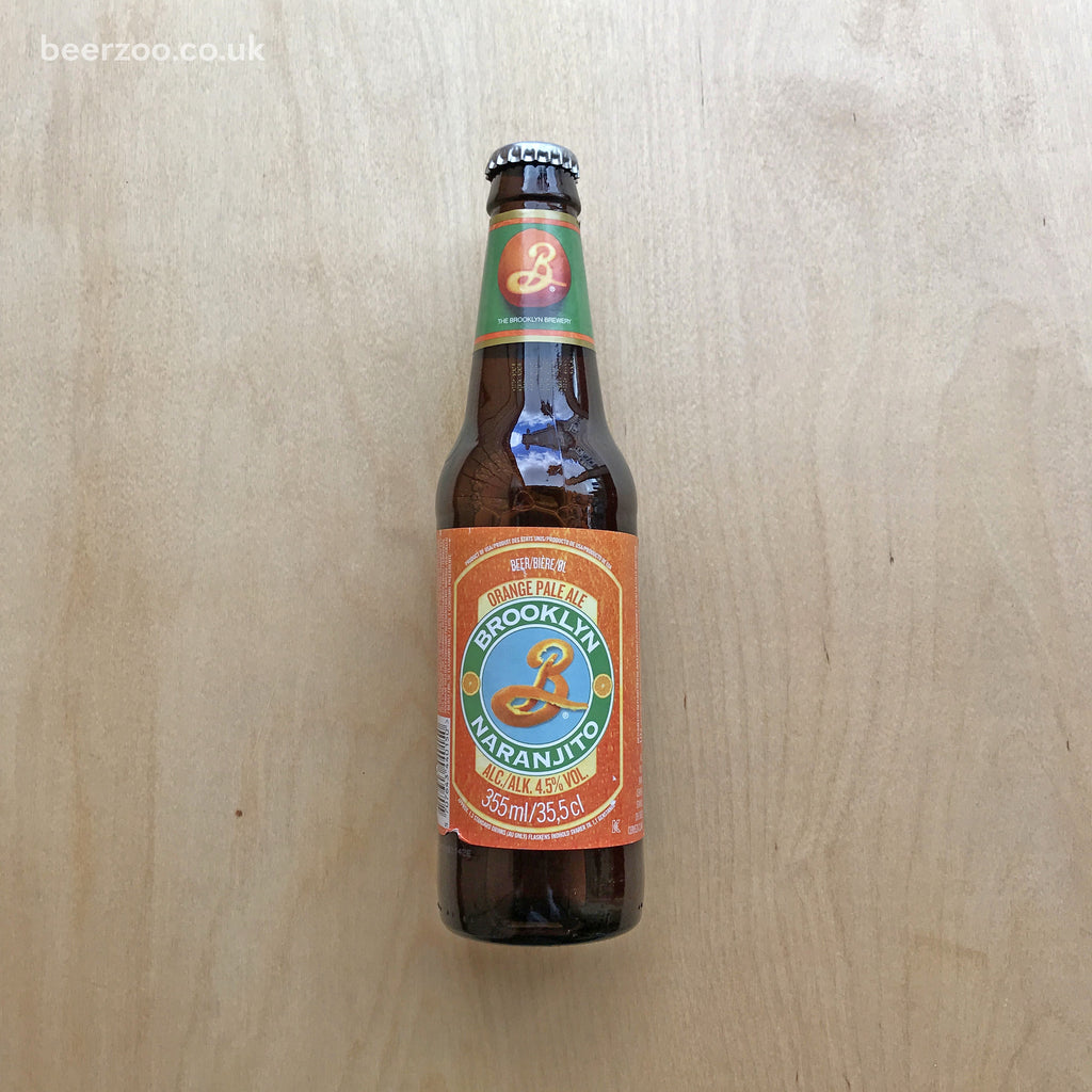 Brooklyn Naranjito 4.5% (330ml)