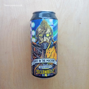YellowBelly - Grist In The Machine 4.3% (440ml)