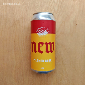 Newbarns - Pilsner 4.2% (440ml)