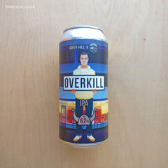 Gipsy Hill / Warpigs - Overkill 6.2% (440ml)