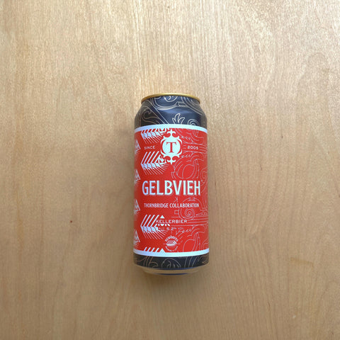 Thornbridge / Newbarns - Gelbvieh 5.2% (440ml)