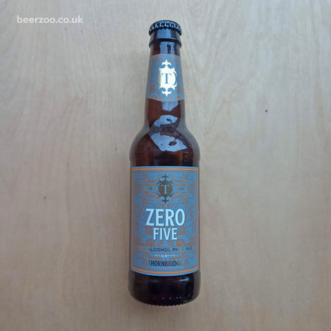 Thornbridge - Zero Five 0.5% (330ml)