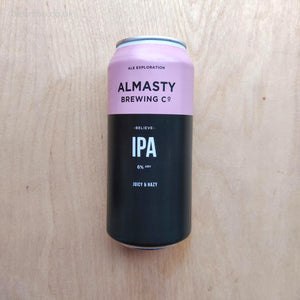 Almasty - Believe IPA 6% (440ml)