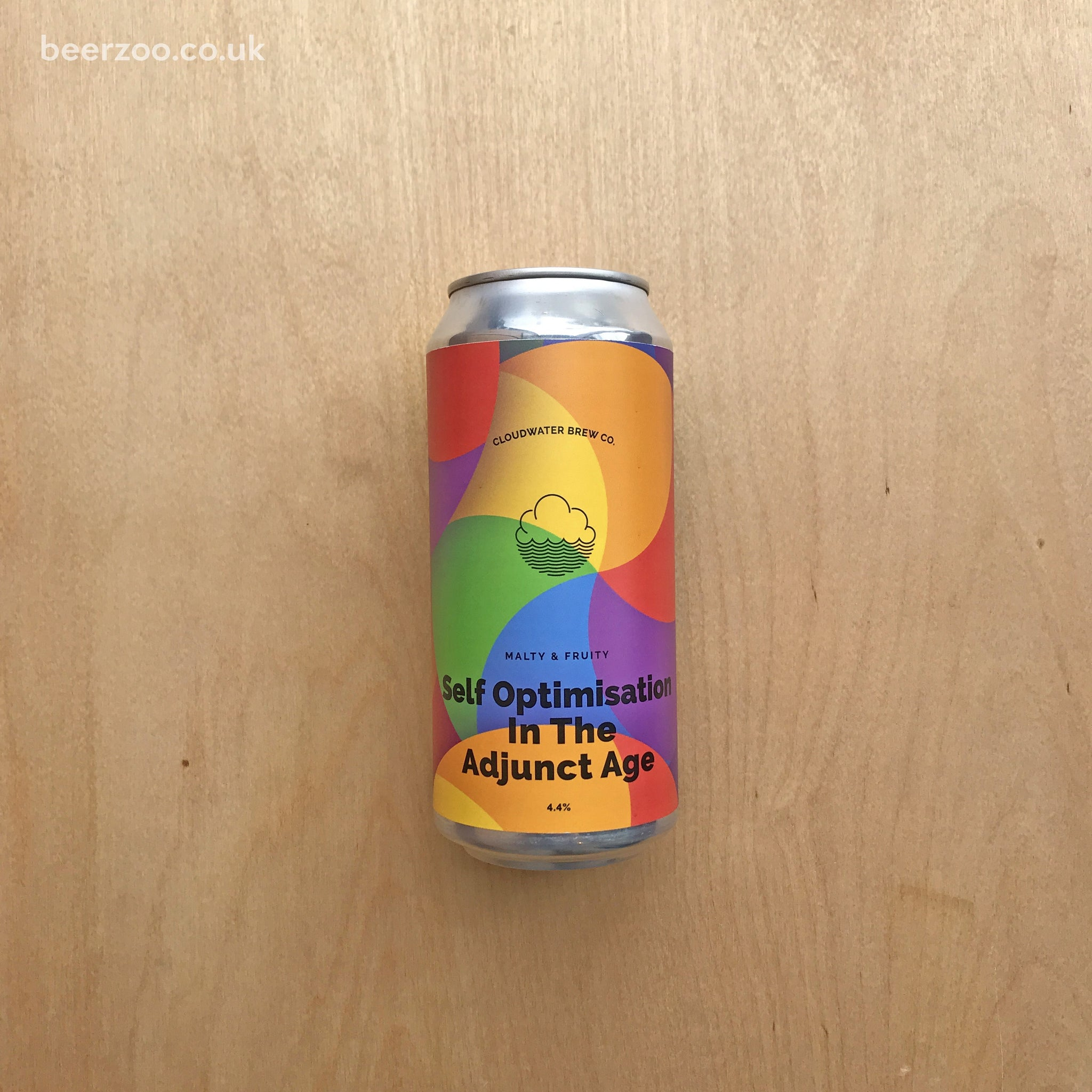 Cloudwater - Self Optimisation In The Adjunct Age 4.4%