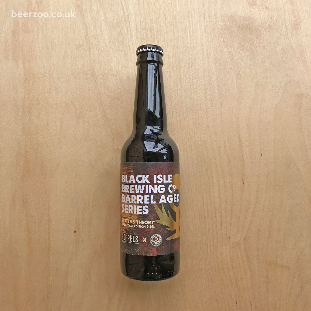 Black Isle / Poppels BA Systems Theory: West Coast 9.6% (330ml)