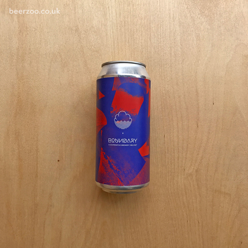 Cloudwater / Boundary Waterfall 8.5% (440ml)