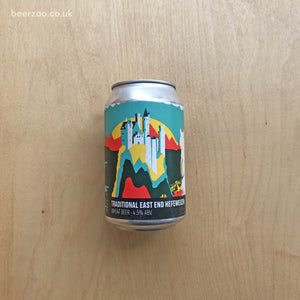 Howling Hops - East End Hefeweizen 4.5% (330ml)