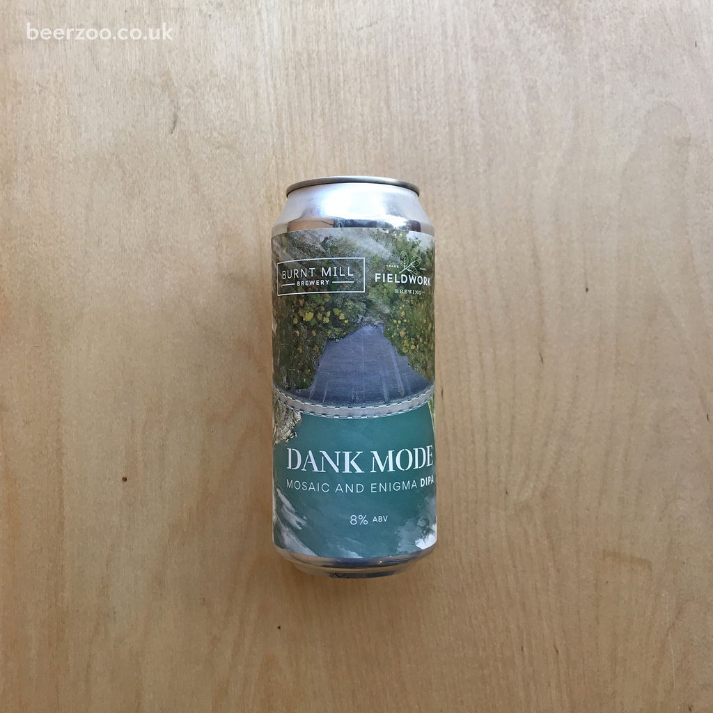 Burnt Mill / Fieldwork Dank Mode 8% (440ml)