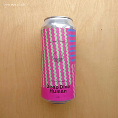 Cloudwater - Deep Dive Human 5.5% (440ml)