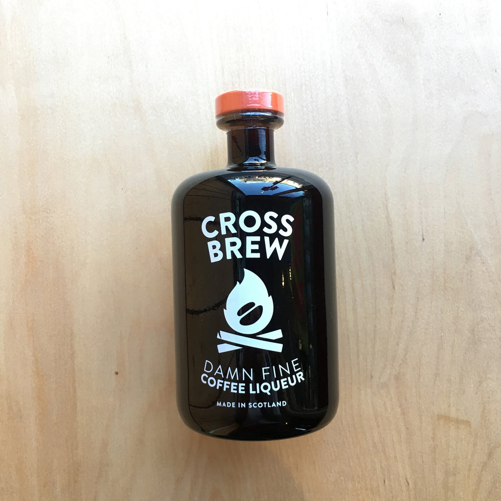 Cross Brew Coffee Liqueur 20% (700ml)