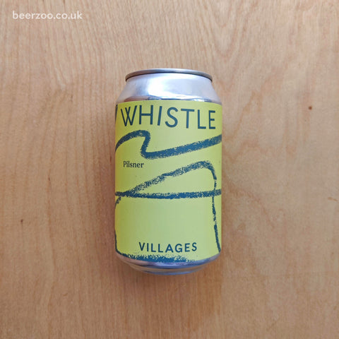 Villages - Whistle 4.4% (330ml)