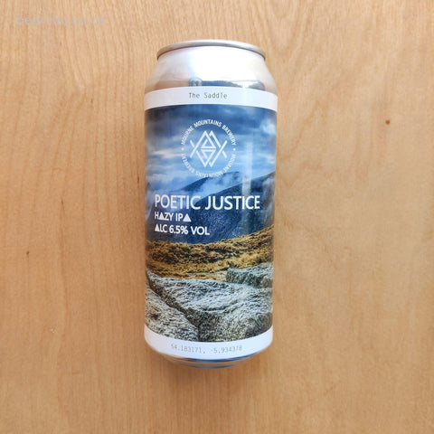 Mourne Mountains - Poetic Justice 6.5% (440ml)