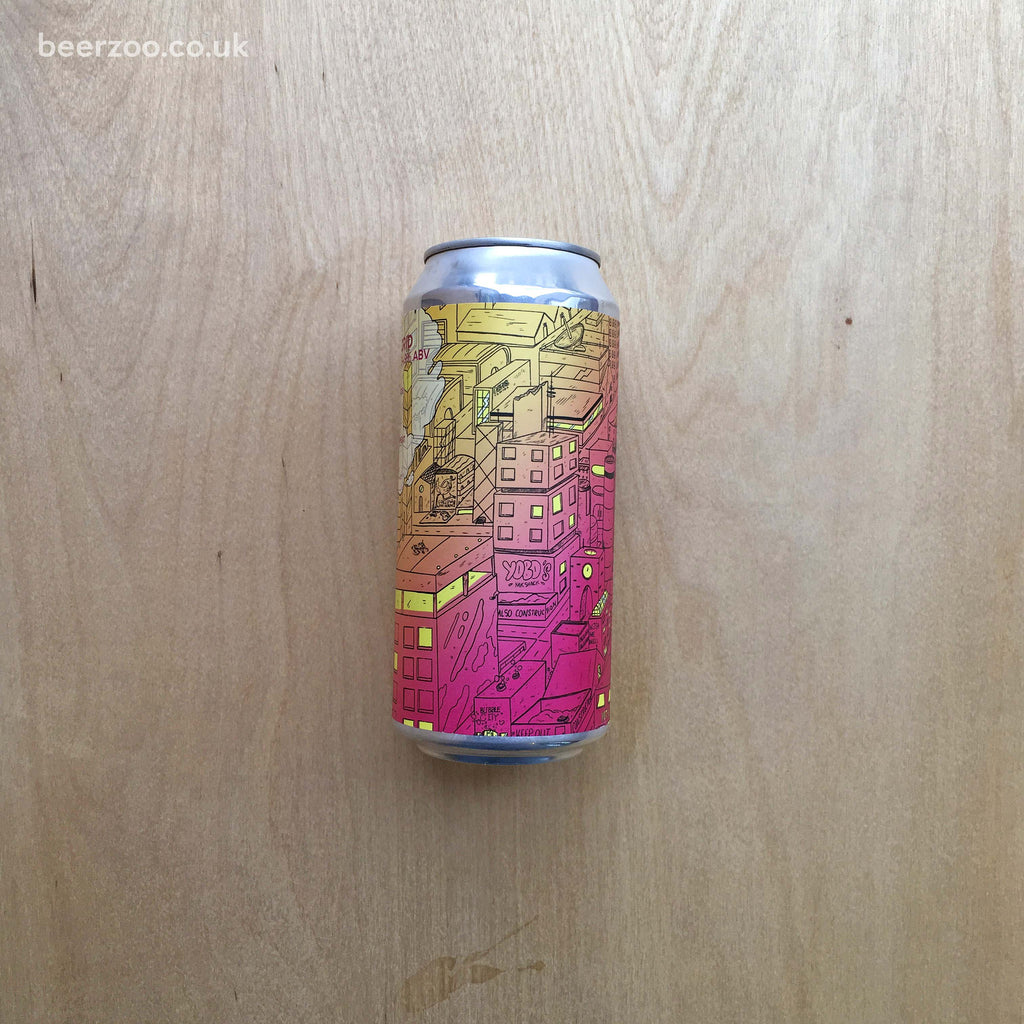 Left Handed Giant - Sunrise City Grid 4.9% (440ml)