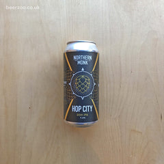 Northern Monk / Cloudwater / Verdant / DEYA / Wylam - Hop City 2019 7% (440ml)