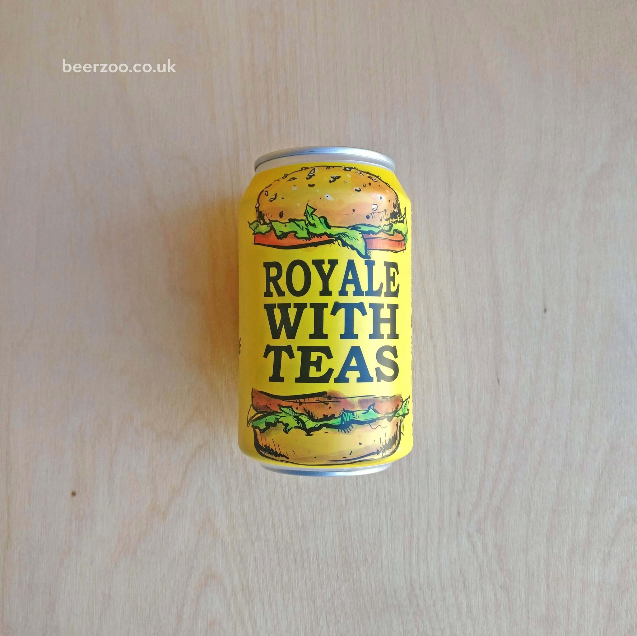 Kees / Yeastie Boys - Royale with Teas 7% (330ml)