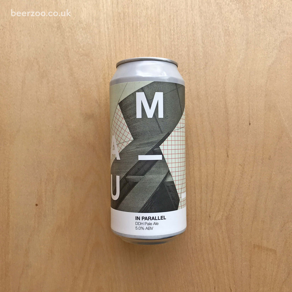 Manual Brewing - In Parallel 5% (440ml)