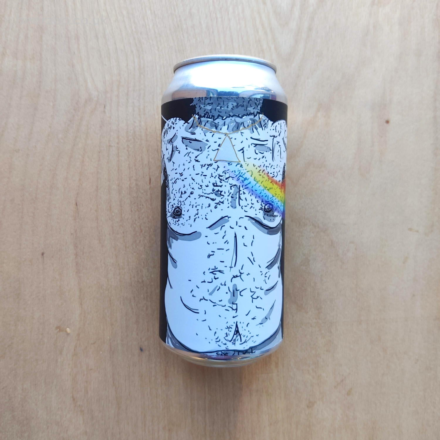Northern Monk / Wylam - Dark Side Of The Moob 8.7% (440ml)
