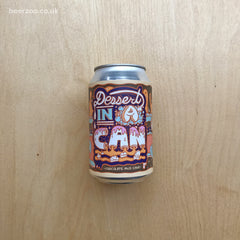 Amundsen Dessert In A Can - Chocolate Mud Cake 11.5% (330ml)