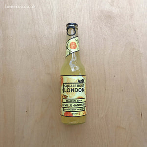 Square Root - Seville Mandarin Soda (275ml)