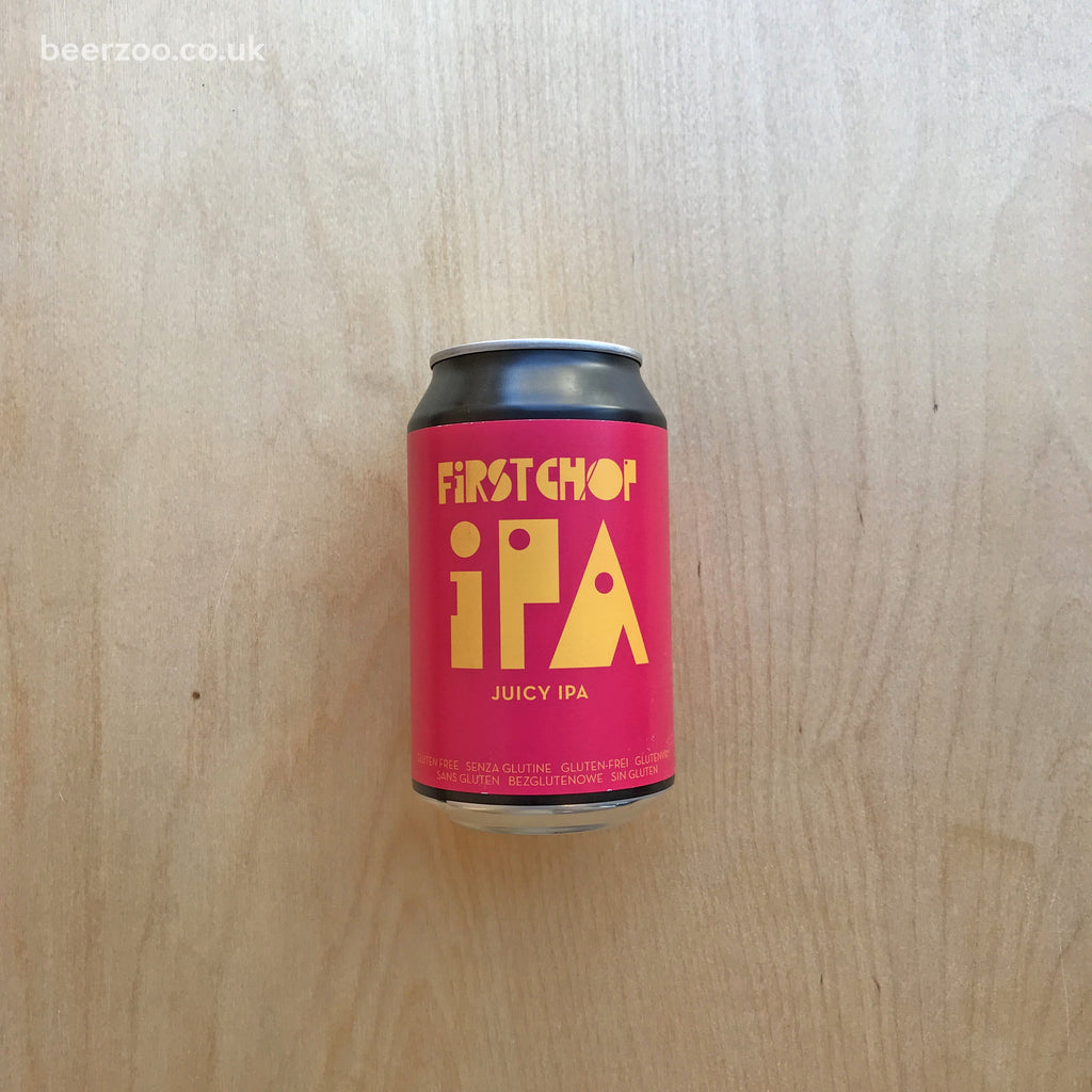 First Chop IPA 5% (330ml)
