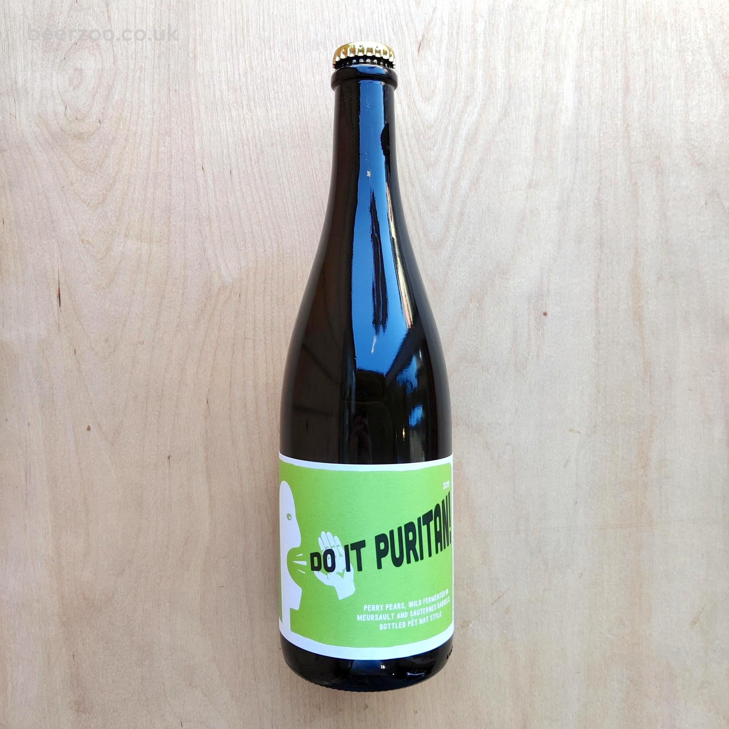 Little Pomona - Do It Puritan! Perry 2019 7.3% (750ml)