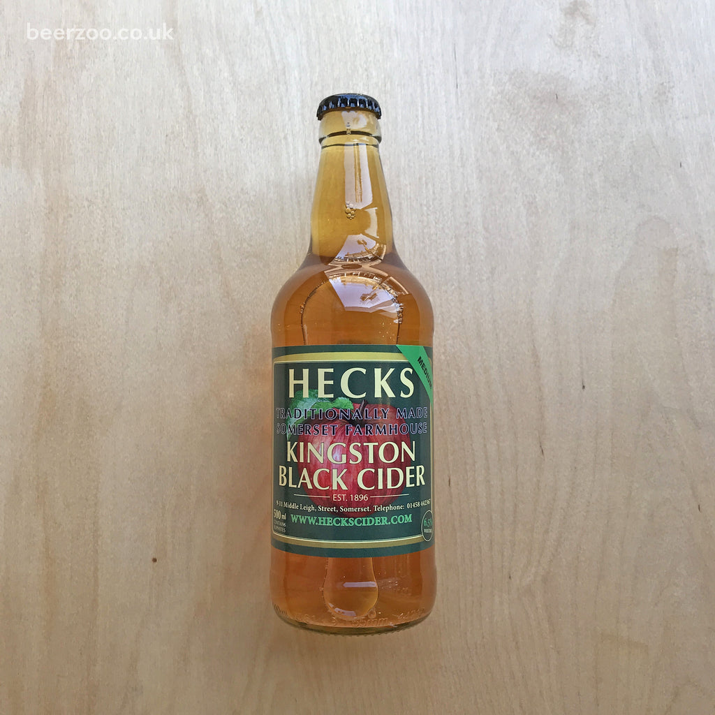 Hecks Kingston Black 6.5% (500ml)