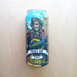 YellowBelly - Pirate Bay 4.5% (440ml)