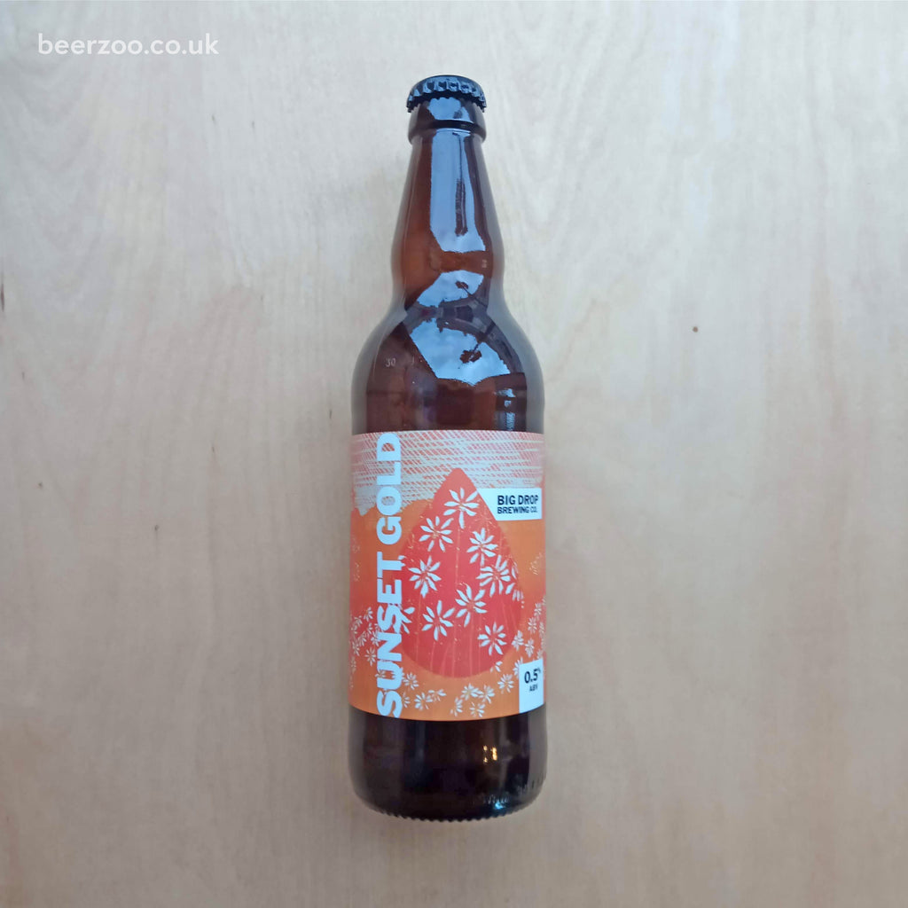 Big Drop - Sunset Gold 0.5% (500ml)
