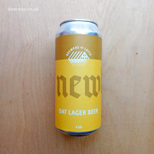 Newbarns - Oat Lager 4.8% (440ml)