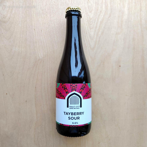 Vault City - Tayberry Sour 6.6% (375ml)