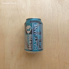 BrewDog - Hazy Jane 7.2% (330ml)