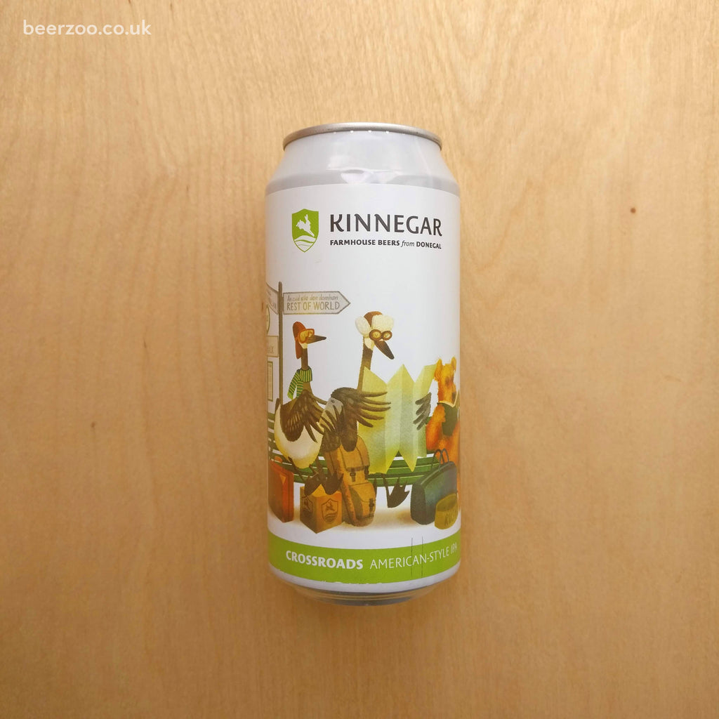 Kinnegar - Crossroads 6.2% (440ml)