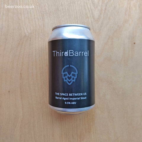 Third Barrel - The Space Between Us 9.5% (330ml)
