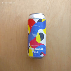 Cloudwater - West Coast Pale 5.5% (440ml)
