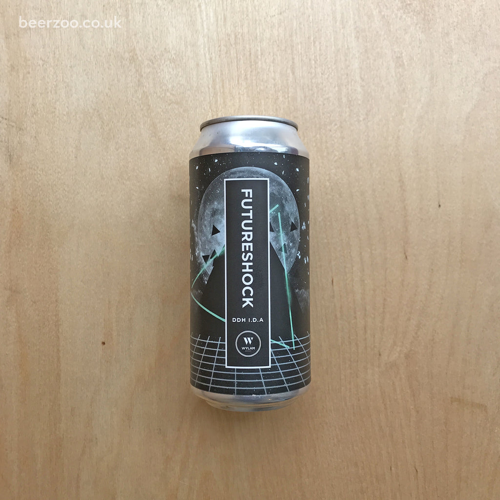 Wylam Futureshock 6% (440ml)