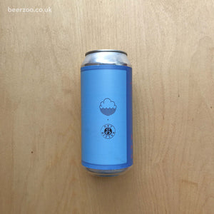 Cloudwater / Dry & Bitter - Mobile Speaker Blue 8% (440ml)
