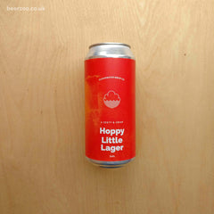 Cloudwater - Hoppy Little Lager 3.6% (440ml)
