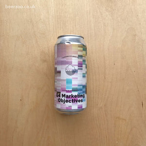 Cloudwater - Q4 Marketing Objectives 6.5% (440ml)