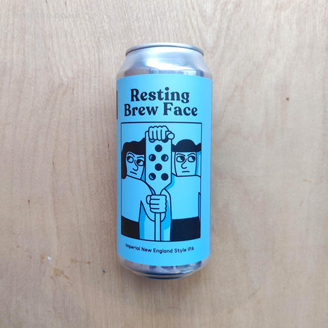 Mikkeller - Resting Brew Face 9% (440ml)